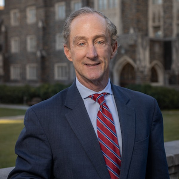 Portrait of AI Health Co-Director Richard P. Shannon, MD