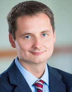 Portrait of Michael Pencina, PhD, Director of Duke AI Health and
