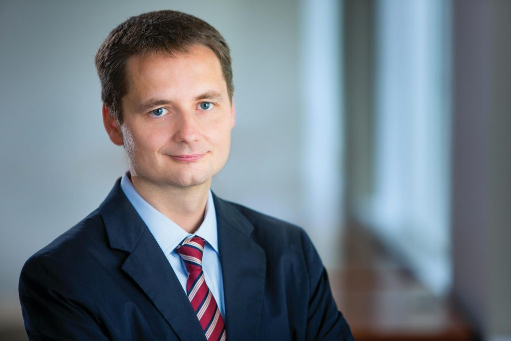 Portrait of Duke AI Health Director Michael Pencina, PhD